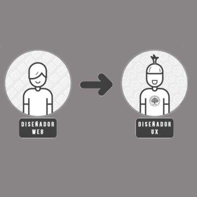 De Disenador web a Disenador UX